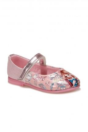 حذاء اطفال بناتي بطبعة فلة