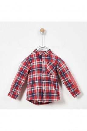 قميص اطفال ولادي كاروه