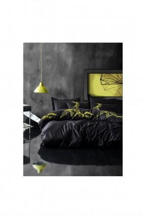 طقم غطاء سرير مزدوج برسم