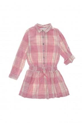 فستان اطفال بناتي كاروهات