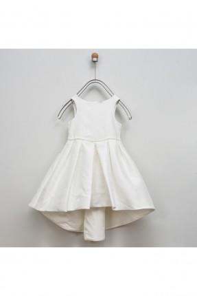 فستان اطفال بناتي مزين ببيونة
