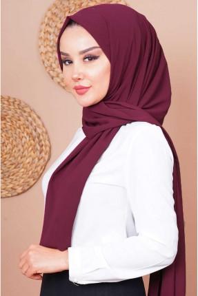 حجاب سادة اللون