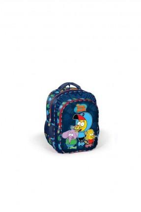 حقيبة اطفال ولادي بطبعة