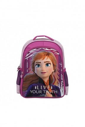 حقيبة ظهر اطفال بناتي بطبعة فروزن