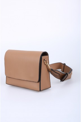 حقيبة يد نسائية بحزام