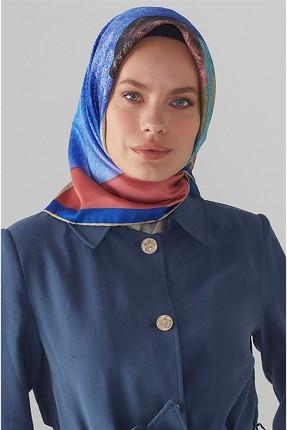 حجاب تركي متعدد الالوان
