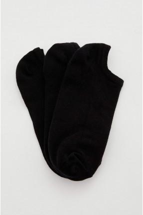 جوارب نسائية عدد 3 - اسود