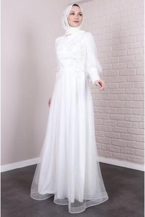 فستان رسمي مورد