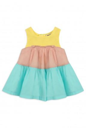 فستان بيبي بناتي بعدة الوان