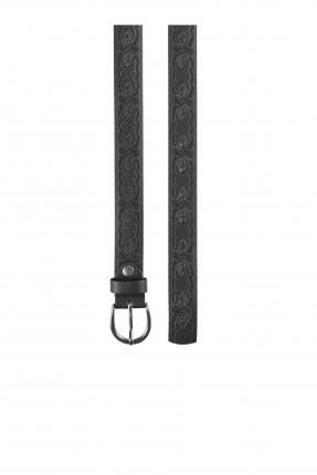حزام نسائي بنقشة زخرفة