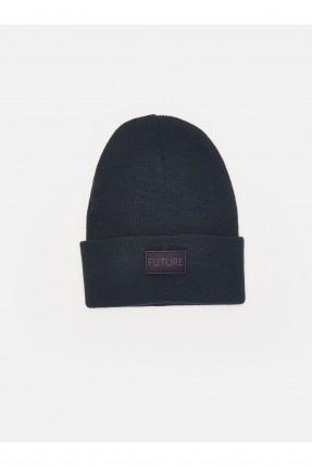 قبعة رجالية تريكو - اخضر