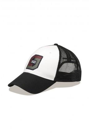 قبعة رجالية بشبك