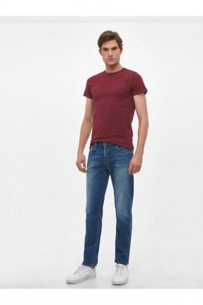 بنطال جينز رجالي بجيوب