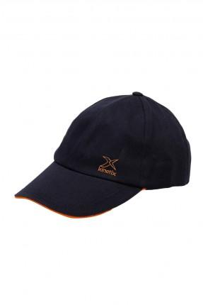 قبعة رجالية بنقشة - كحلي