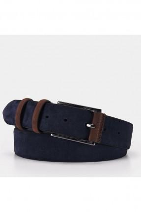 حزام رجالي - كحلي