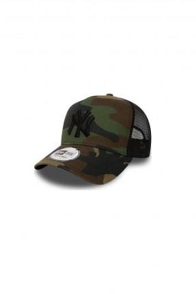 قبعة رجالية مموهة بشبك