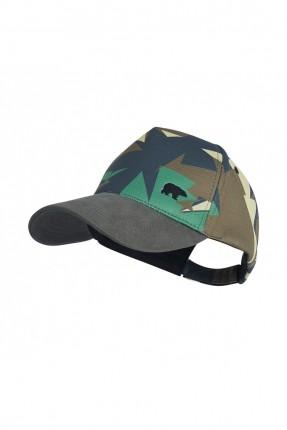 قبعة رجالية مموهة