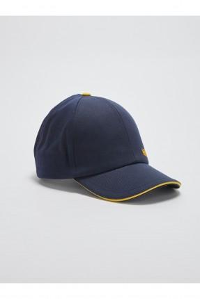 قبعة اطفال ولادي بكتابة