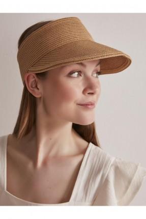 قبعة نسائية فيزور - بيج