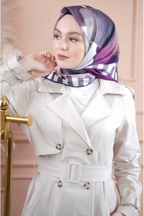 حجاب تركي ملون