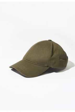 قبعة نسائية سادة - اخضر