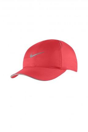 قبعة نسائية سادة اللون - زهري
