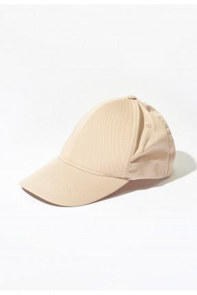 قبعة نسائية سادة اللون