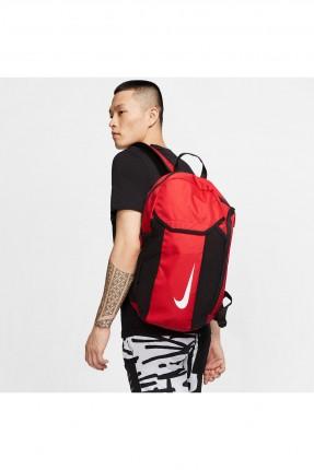 حقيبة ظهر رجالية بلونين - احمر
