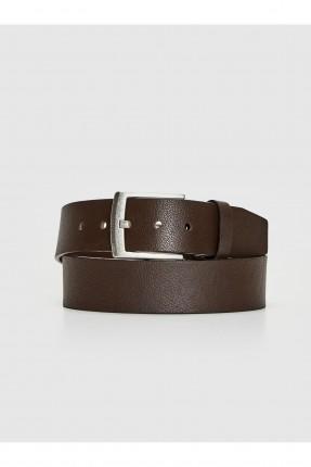 حزام رجالي - بني