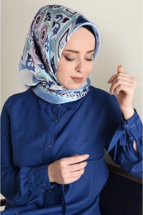 حجاب تركي منقش