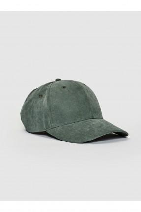 قبعة رجالية شامواه - اخضر