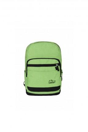 حقيبة ظهر اطفال بناتي بلونين - اخضر
