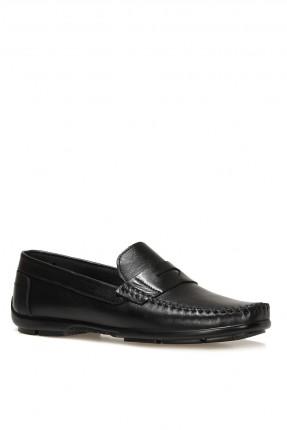 حذاء رجالي سبور - اسود