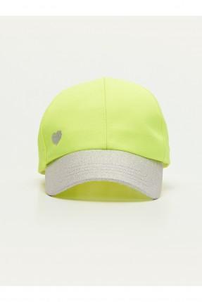 قبعة اطفال بناتي بلونين