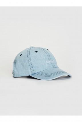قبعة نسائية جينز