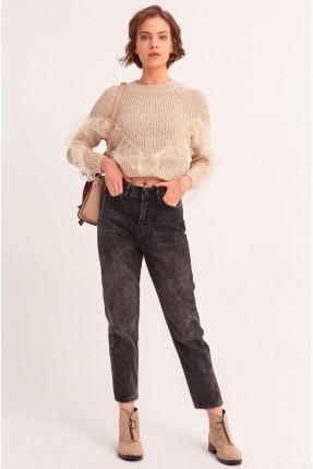 بنطال جينز نسائي سبور