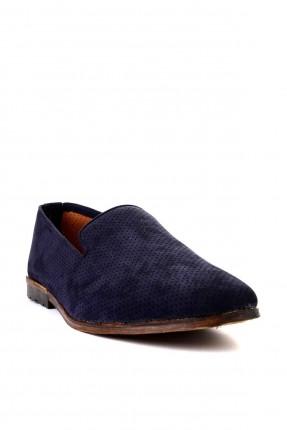 حذاء رجالي شيك - كحلي