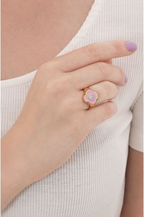 خاتم نسائي - زهري