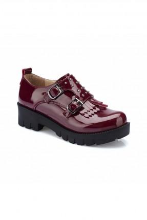 حذاء اطفال بناتي بلمعة