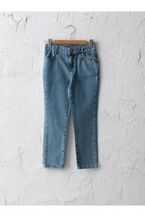 بنطال جينز اطفال بناتي سبور