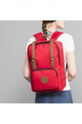 حقيبة ظهر نسائي - احمر