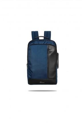 حقيبة ظهر رجالية - بلونين