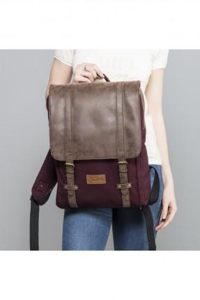 حقيبة ظهر نسائية باحزمة