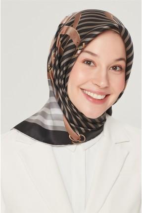 حجاب تركي مقلم