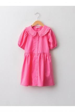 فستان اطفال بناتي بازرار - زهري