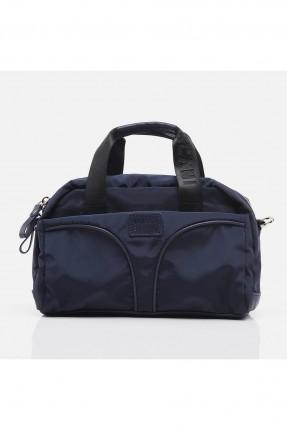 حقيبة يد نسائية سادة - كحلي