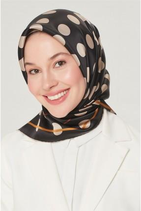 حجاب تركي منقط