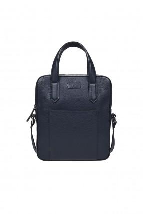 حقيبة يد رجالية سادة - كحلي