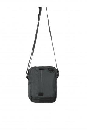 حقيبة يد رجالية مزينة بدرزة