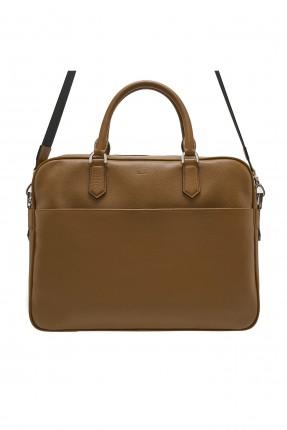 حقيبة يد رجالية مزين بجيب